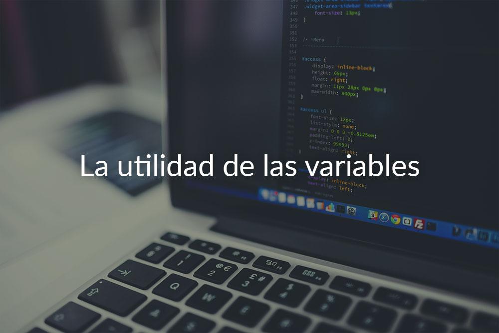 Nueva funcionalidad: variables