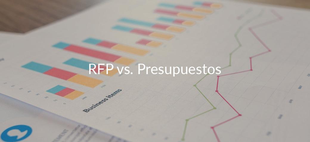 Diferencias entre presupuesto y solicitud de propuesta | Quoters ...