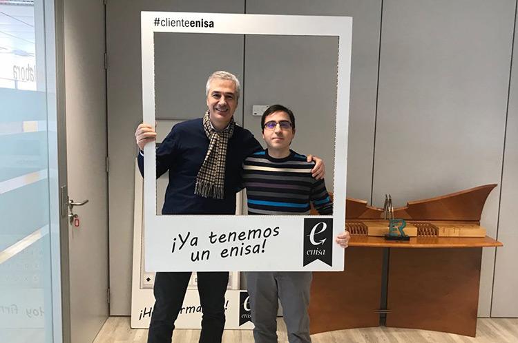 ¡Somos parte de la comunidad Enisa!