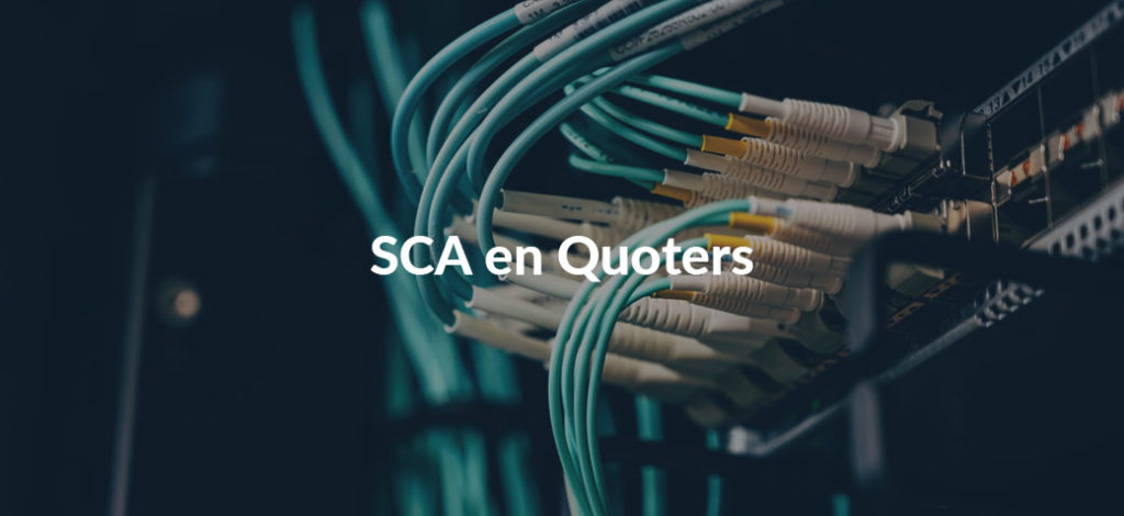 SCA en Quoters | Quoters
